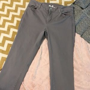Soft Gray Jeggings
